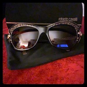 Roberto Cavali sunglasses with case